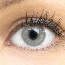 Pisa Gray Grau - Graue farbige Kontaktlinsen mit Stärke