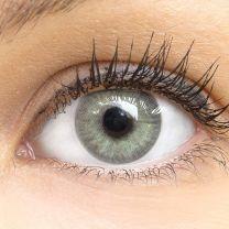 Mailand Gray Grau - Graue farbige Kontaktlinsen ohne Stärke