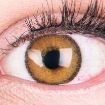 Mirel Brown Braun -braune farbige Kontaktlinsen mit und ohne Stärke