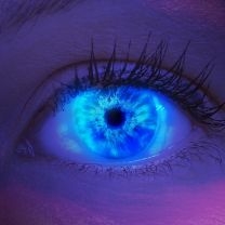 Ice Blue (UV)