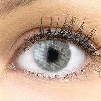 Keira Gray Grau - Graue farbige Kontaktlinsen mit Stärke