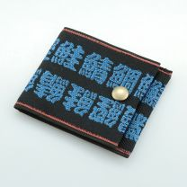 Tatami Portemonnaie Sushi name blau schwarz