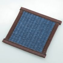 Tatami Untersetzer Hagoromo blau