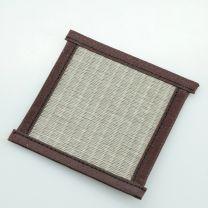 Tatami Untersetzer Hagoromo silber