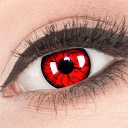farbige rote kontaktlinse metatron mit sehst rke. Black Bedroom Furniture Sets. Home Design Ideas