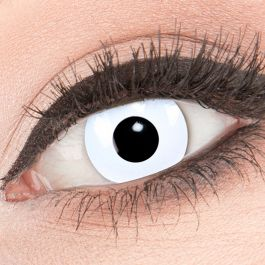 farbige kontaktlinse white out ohne dioptrien von. Black Bedroom Furniture Sets. Home Design Ideas