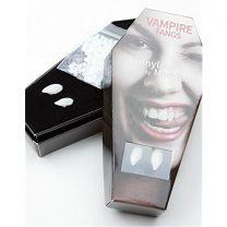 Vampirzähne mit Abformmasse (Thermoplastik)