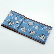 Tatami Etui Animals blau