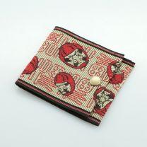 Tatami Portemonnaie Daruma rot