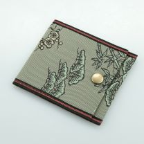 Tatami Portemonnaie Pine dunkelgrün