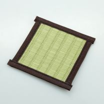 Tatami Untersetzer Miyabi grün