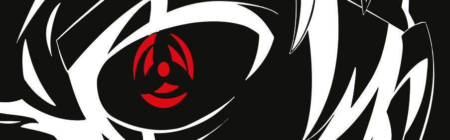 Sharingan Kontaktlinsen für Cosplays Sasuke Kakashi Madara Itachi Rinnegan